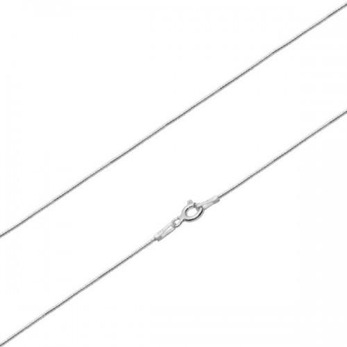 Cadena cola de ratón fina, disponible en 38cm, 40 cm, 45 cm, 50 cm y 60 cm. - CA1340/40